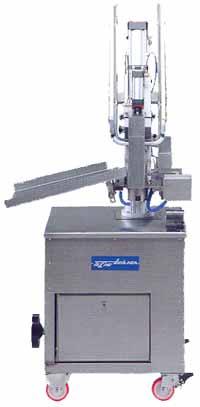 Clippeuse semi-automatique  C.D.S. 100 - 200